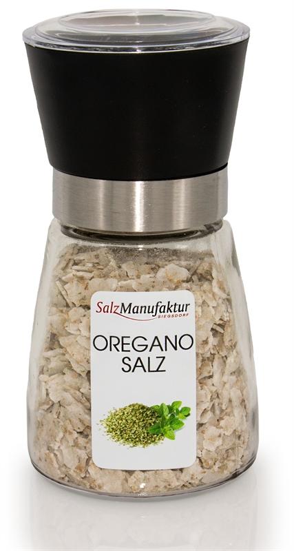 Mühle München 130g Bio-Oregano saltinis