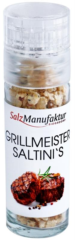 Taschenmühle 20g saltinis Bio-Grillmeister
