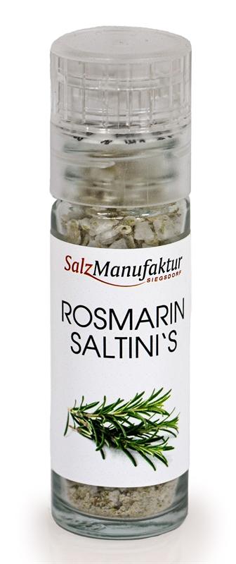 Taschenmühle 20g saltinis Bio-Rosmarin
