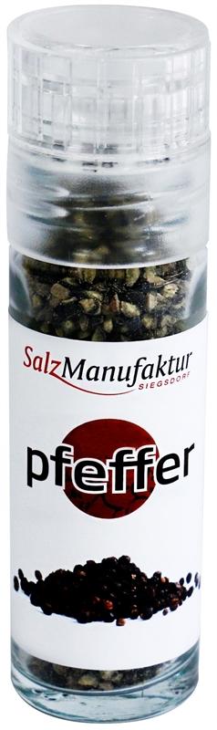 Taschenmühle 12g Bio-Kerala Pfeffer geschrotet
