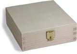 Taschenmühlen 3er Set in Holzbox